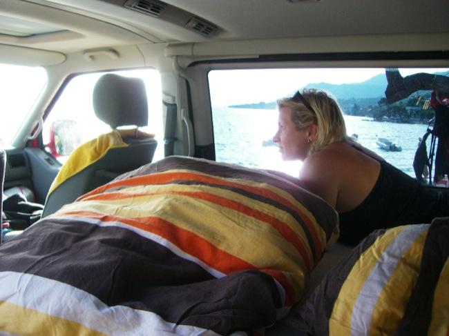 Camping an der Adria