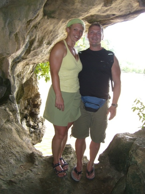 Mangrovenhöhle